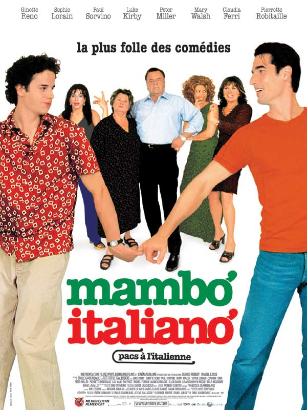 Regarder film Mambo Italiano streaming