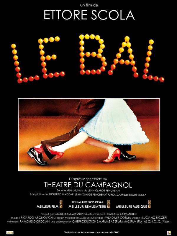 Le Bal : Affiche