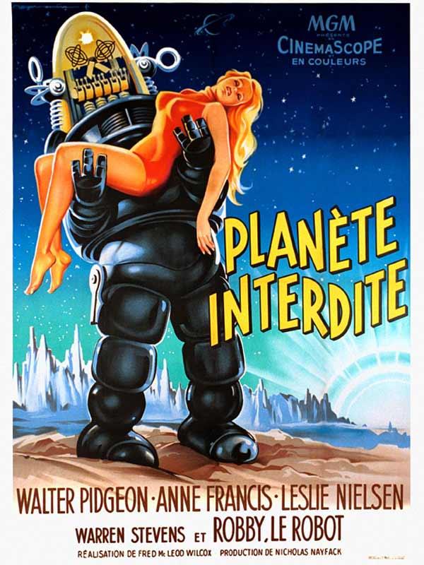 Regarder film Planète interdite streaming