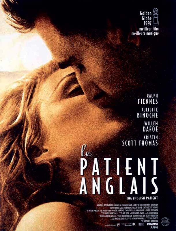 Regarder film Le Patient anglais streaming