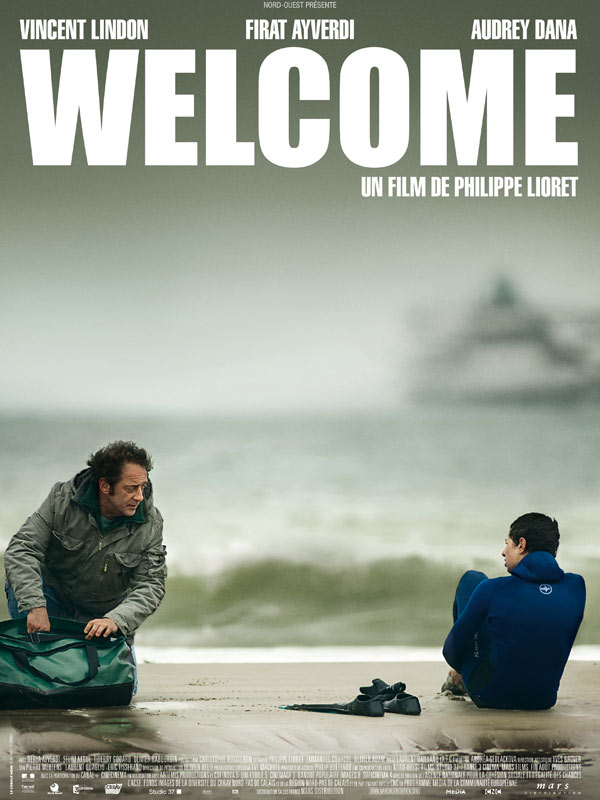 Welcome affiche