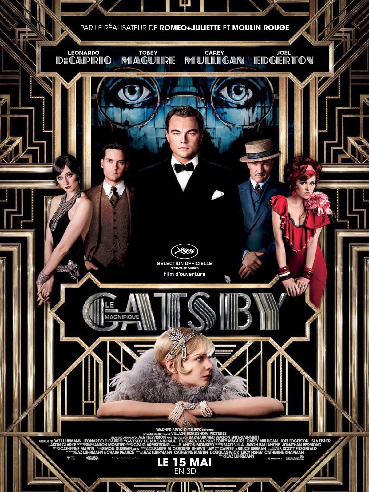 Gatsby le Magnifique (2013) en truefrench