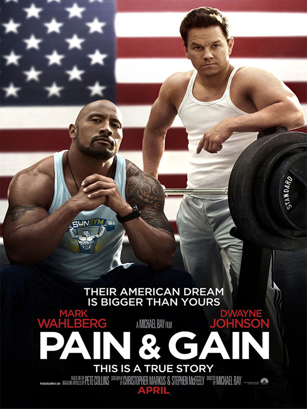 Pain & Gain (No Pain No Gain)