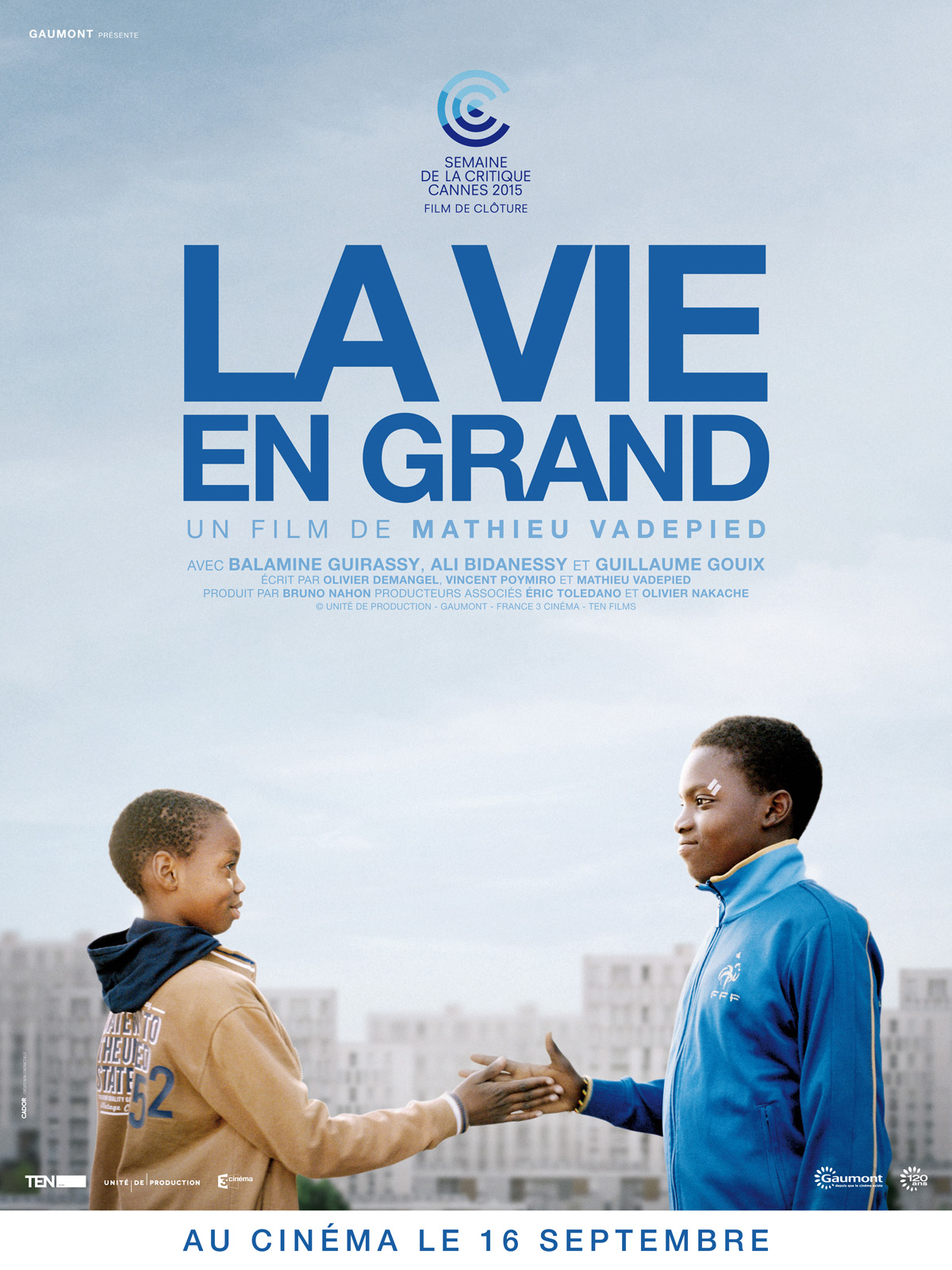 Regarder film La Vie en grand streaming