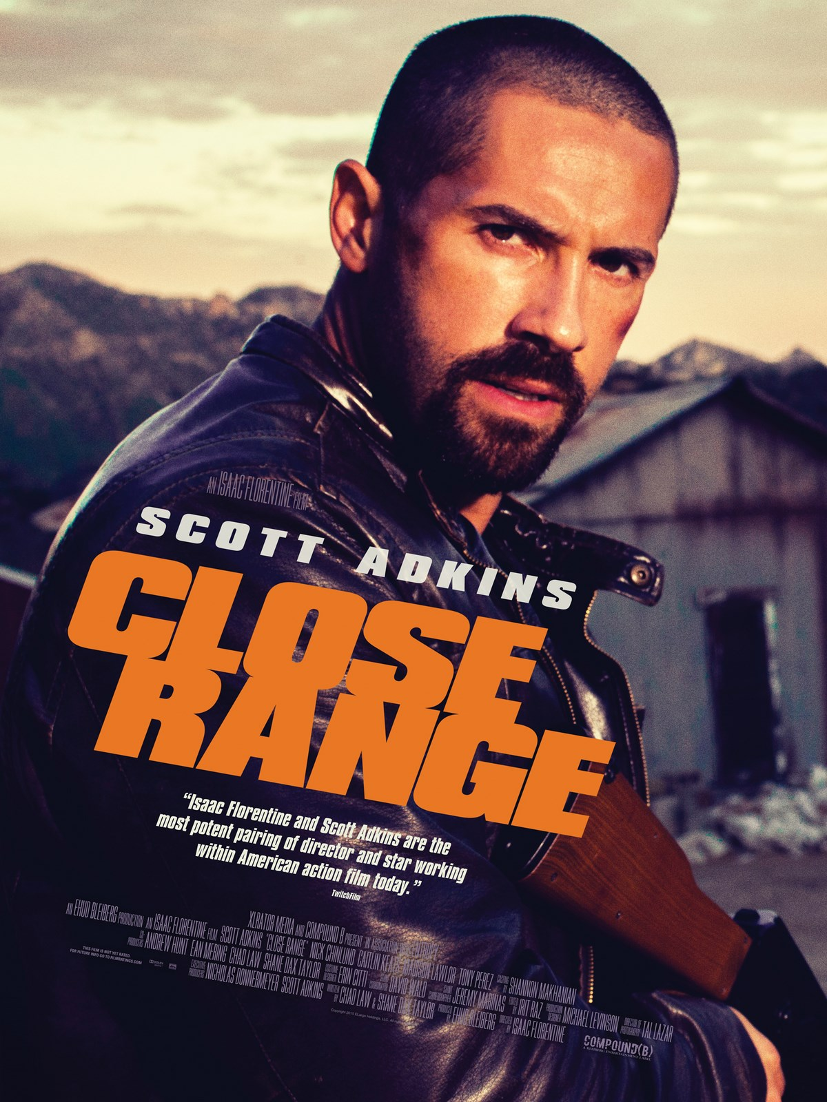 Regarder film Close Range streaming