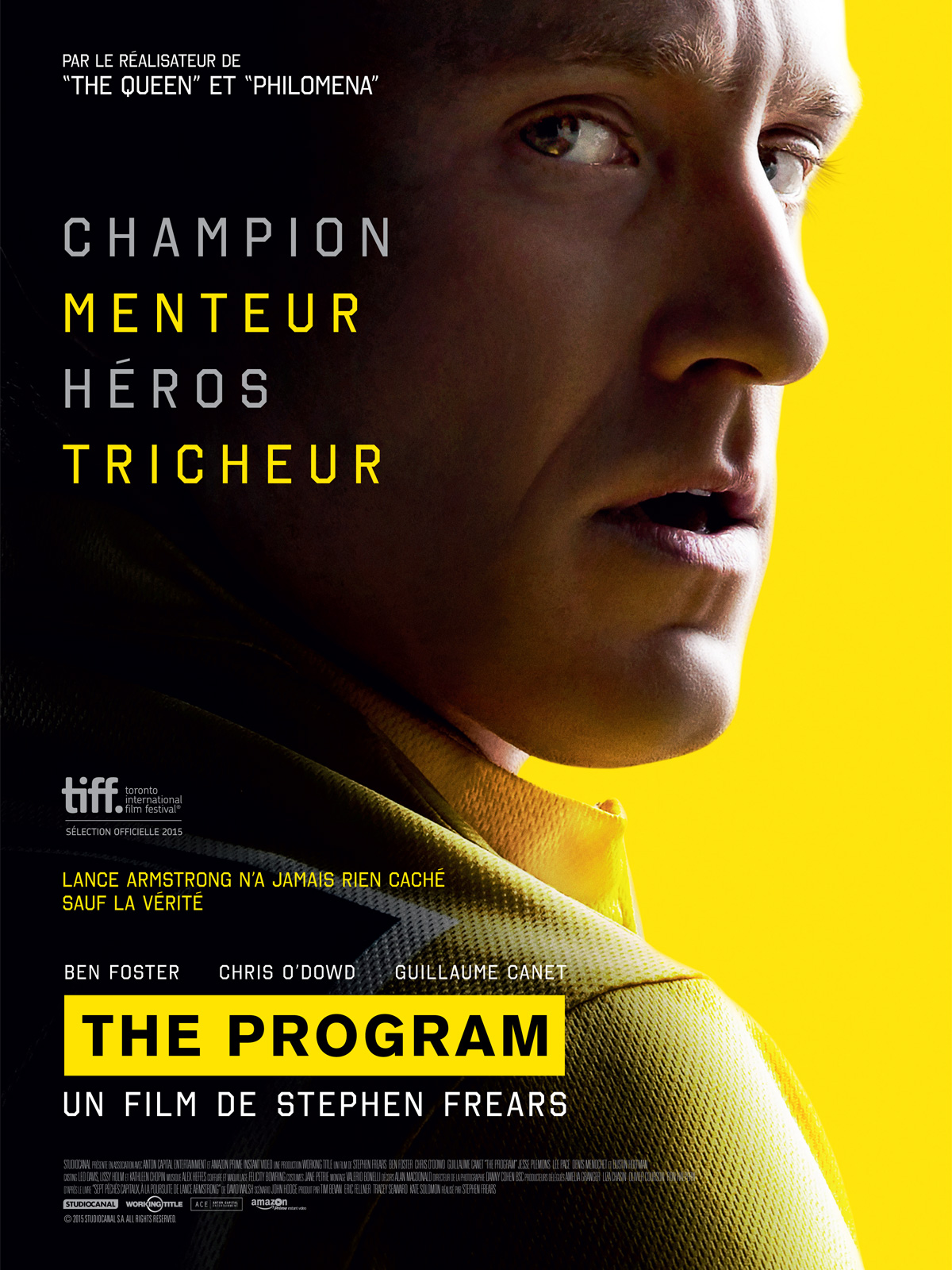 Regarder film The Program streaming