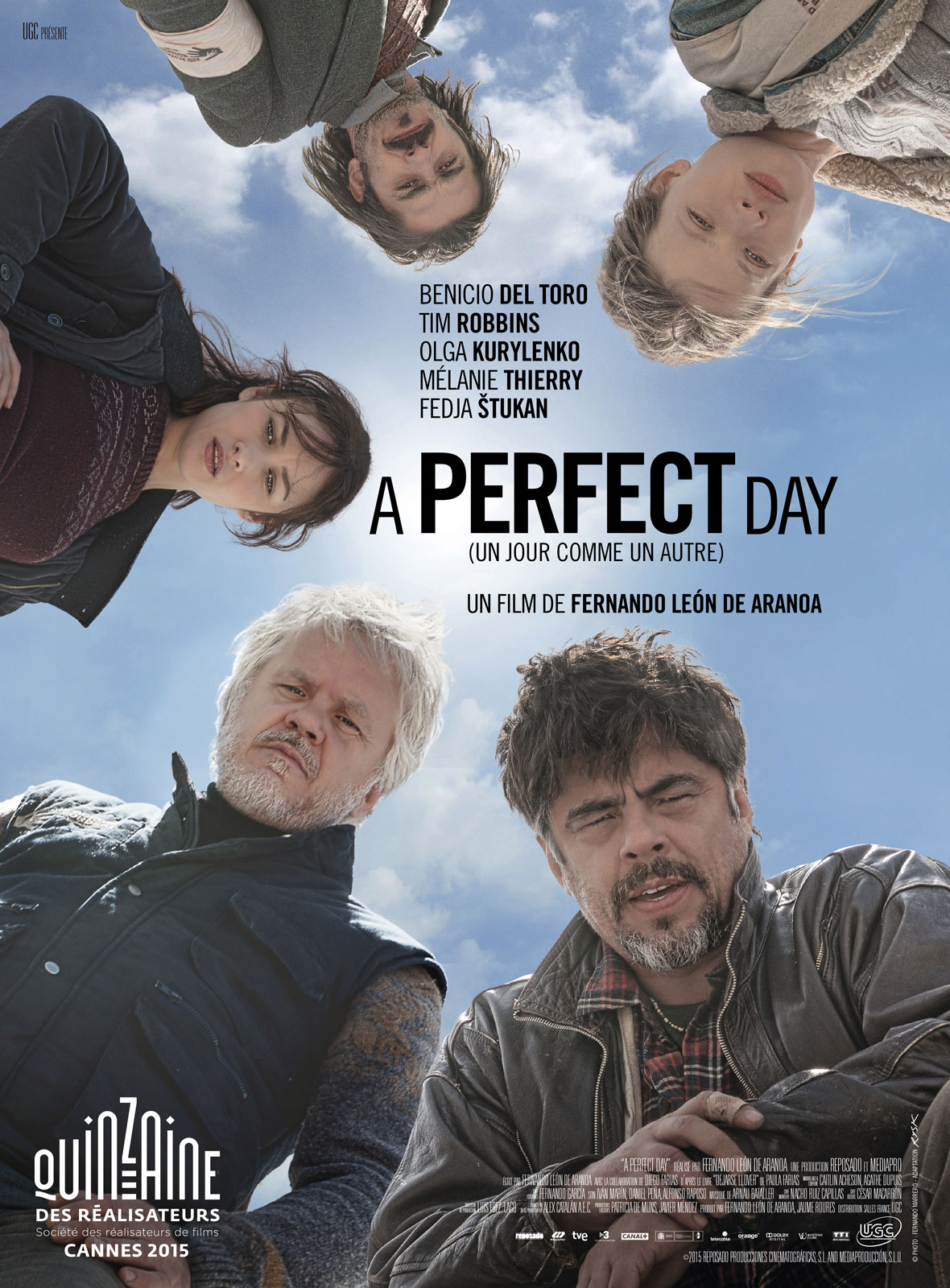 A perfect day (un jour comme un autre) streaming vf