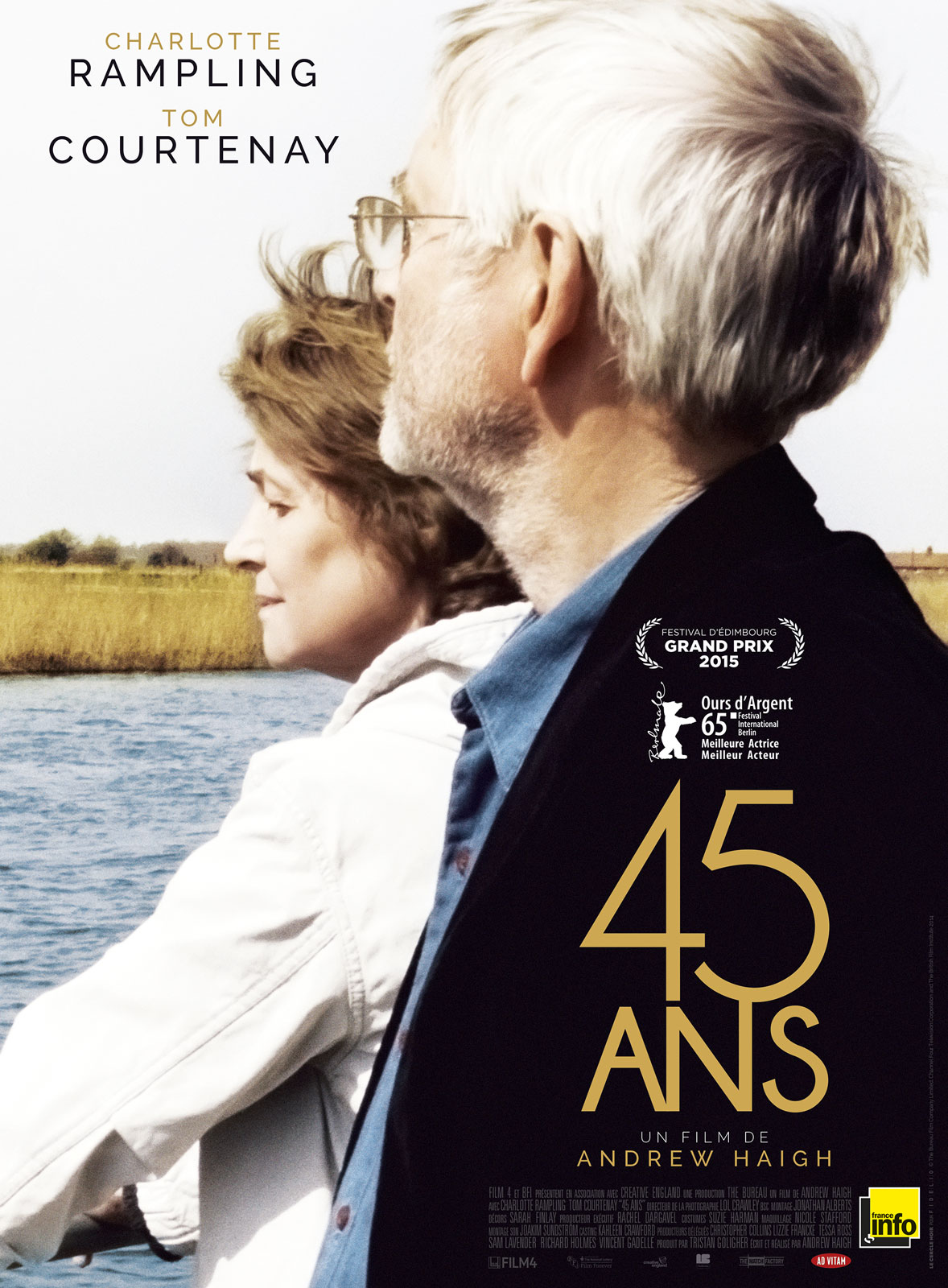 45 ans (45 years)