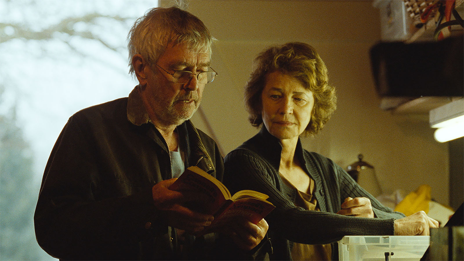 45 ans (45 years) - Tom Courtenay et Charlotte Rampling