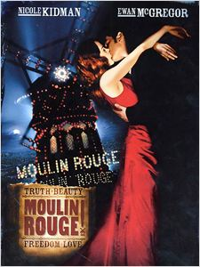 Moulin rouge affiche