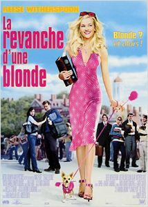 La Revanche d'une blonde affiche