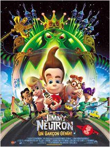 Jimmy Neutron : un garçon génial affiche