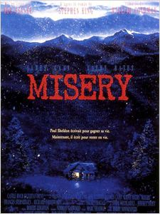 Misery - 1990 affiche