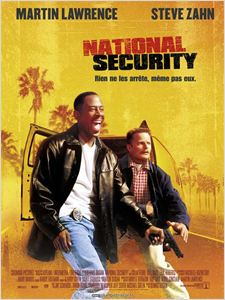 National security affiche