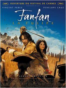 Fanfan La Tulipe affiche