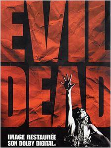 Evil Dead - film 1981 affiche