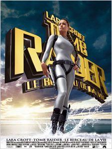 Lara Croft Tomb Raider (2) : le Berceau de la Vie affiche