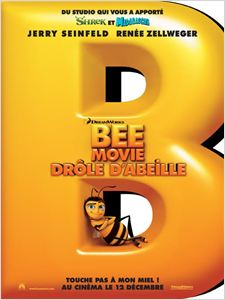 Bee movie affiche
