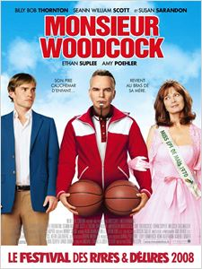 Monsieur Woodcock affiche
