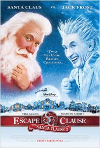 The Santa Clause 3 - Super Noël méga givré affiche