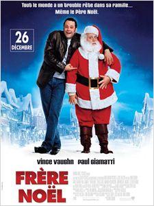 Frère Noël (Fred Claus) affiche