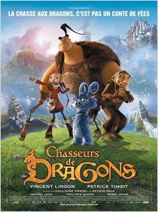 Chasseurs de dragons affiche