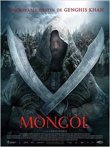 Mongol affiche