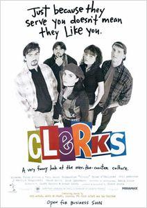 Clerks, les employés modèles affiche
