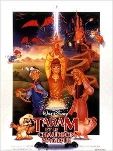 Taram Et Le Chaudron Magique affiche