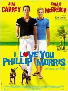 I Love You Phillip Morris affiche