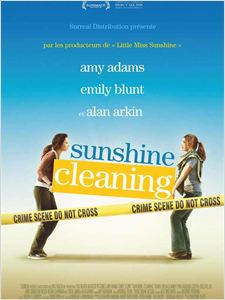 Sunshine Cleaning affiche