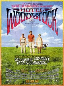 Hôtel Woodstock affiche