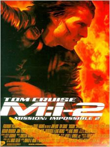 Mission: Impossible II (2) affiche