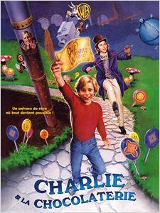 Charlie et la chocolaterie (1971) affiche