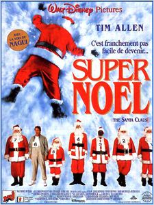 The Santa Clause 1 - Super Noël affiche