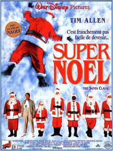 The Santa Clause 1 - Super Noël affiche