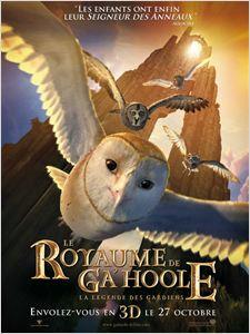 Le Royaume de Ga'Hoole - la légende des gardiens affiche