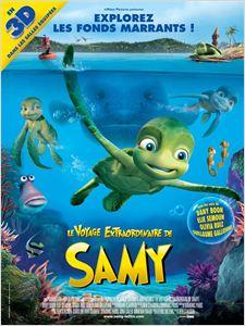 Le Voyage extraordinaire de Samy affiche