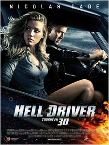 Hell Driver affiche