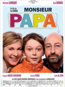 Monsieur Papa affiche