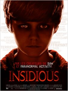 Insidious - 2010 affiche