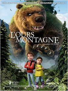 L'Ours Montagne affiche