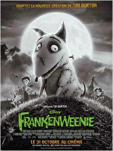 Frankenweenie affiche