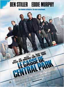Le Casse de Central Park affiche