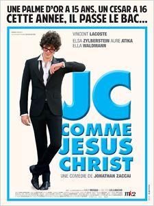JC Comme Jésus Christ affiche