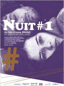 Nuit #1 affiche