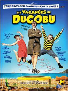 Les Vacances de Ducobu affiche