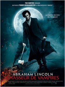 Abraham Lincoln : Chasseur de Vampires affiche