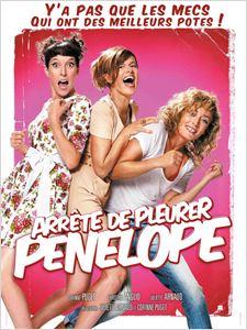 Arrête de pleurer Pénélope affiche