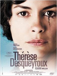 Thérèse Desqueyroux affiche